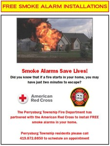 free smoke alarm installations-ARC